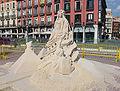 Valladolid esculturas arena Cervantes 05 ni.jpg