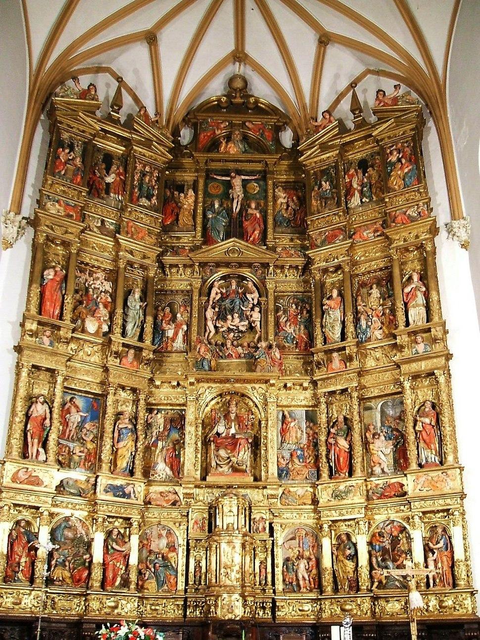 Valtierra - Iglesia de Santa Maria 4