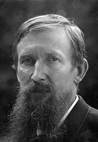 В.М.Васнецов в 1895 году