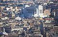 Vatikan, Blick vom Petersdom zum Vittorio Emmanual Monument.JPG
