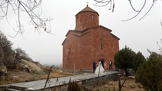 Vedi - Holy Mother of God Church
