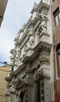 Venezia - Chiesa dell'Ospedaletto.JPG