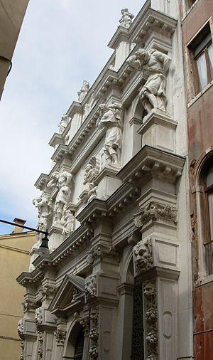 Santa Maria dei Derelitti - Image: Venezia Chiesa dell'Ospedaletto