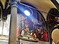 Venezia Chiesa di San Zaccharia Innen Langhaus Nord Fresko.jpg