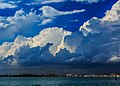 Venice city scenes - on the Grand Canal - an afternoon storm brews!! (11002383124).jpg
