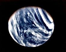 Venere, il pianeta del sistema solare più ricco di anidride carbonica .