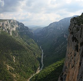 Image illustrative de l'article Gorges du Verdon