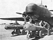 Vickers wellington VIII torpedo