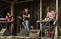 Vienna 2013-08-31 VolksstimmeFest 190 - möström, fr. left, Elise Mory, Susanna Gartmayer, Tamara Wilhelm.jpg