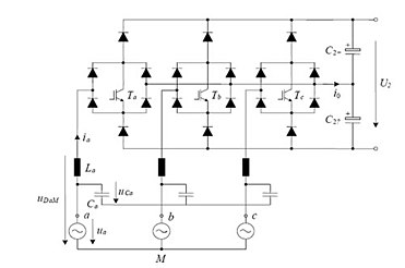 Px Vienna Rectifier Schematic on Boost Converter Design
