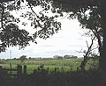 View across farmland towards Tregwehelydd Farm - geograph.org.uk - 990336.jpg