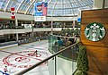 View from Starbucks overlooking rink at Ice Palace in West Edmonton Mall.jpg