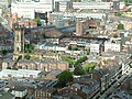 View from the top of the Anglican Cathedral Tower, Liverpool - geograph.org.uk - 97971.jpg
