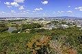 View of Yahagi River from Nomiyama Viewing Platform 02, Toyota 2013.jpg