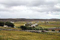 View to Callanish village from Callanish Stones in summer 2012 (3).JPG