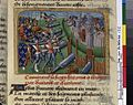 Vigiles de Charles VII, fol. 195, Siège de Bayeux (1450).jpg