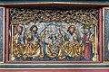 Villach Maria Gail Wallfahrtskirche Zu Unserer Lieben Frau gotischer Fluegelaltar Predella 13022015 9871.jpg