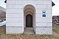 Villach Oberschuett Filialkirche Maria Magdalena Turmbasis Vorhalle 15032013 516.jpg