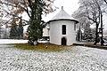 Villach Sankt Martin Schlossgasse 11 Nordostturm am Schloss Moertenegg 04122009 22.jpg