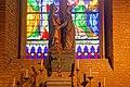 Villefranche de Lauragais-Église Notre Dame de l'Assomption-La Visitation-20150918.jpg