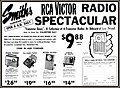 Vintage Advertising For RCA Transistor Radios In The Terre Haute Indiana Tribune Newspaper, February 9, 1964 (28035077242).jpg