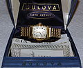 Vintage Bulova Manual Wind Men's Goldtone Watch, Swiss Made (8553148908).jpg