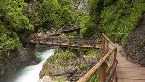 File:Vintgar Slovenia.webm
