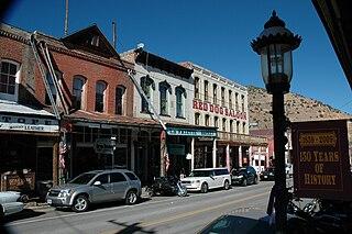 Red Dog Saloon (Virginia City, Nevada)