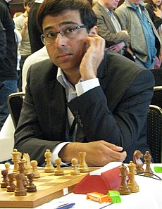 Image illustrative de l'article Viswanathan Anand