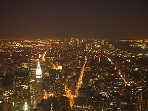 Vista Panoramica Empire State-Nueva York6542