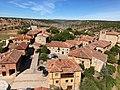 Vista de Calatañazor desde el castillo.jpg