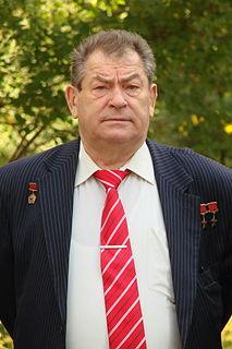Vladimir Kovalyonok Soviet cosmonaut