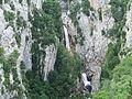 Vodopády na řece Cetina.JPG