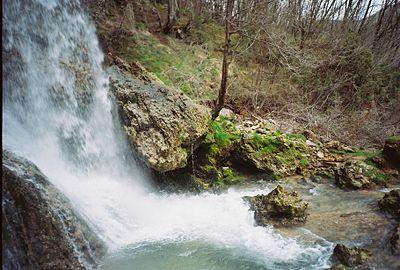 Vodopad u Gostilju, Zlatibor.jpg