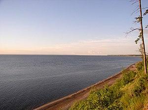 Ulyanovsk Oblast - Volga River (Kuybyshev Reservoir) near Ulyanovsk