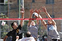 Volleyball variations - Wikipedia, the free encyclopedia