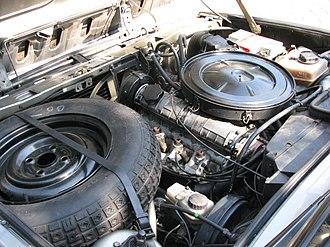 Renault F-Type engine - L