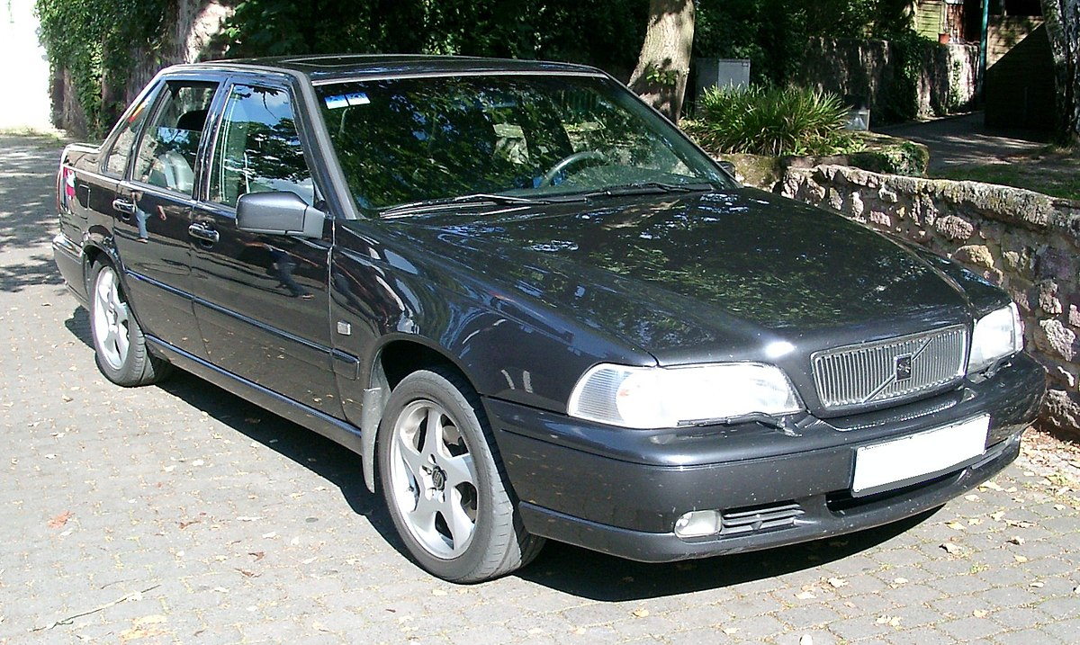 Px Volvo S Front on 98 Volvo S70
