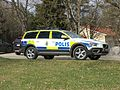 Volvo XC70 Swedish police car.jpg