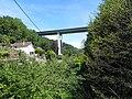 Vue de l'autoroute Occitane , depuis le pont de l'ermitage sur la Briance - panoramio.jpg
