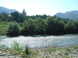 Bistra, Maramureș - Image: Vviseului 1