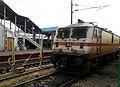 WAP-7 series loco at Secunderabad Station 02.JPG