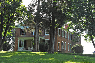 Waveland (Marshall, Virginia) human settlement in Virginia, United States of America