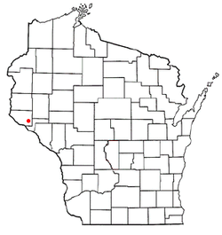 Location of Union, Wisconsin