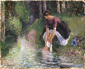 The Foot Bath