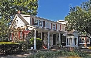 Midland Park, New Jersey - Wortendyke-Demund House