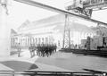 Wachtmannschaft auf dem Areal des Kraftwerks Laufenburg - CH-BAR - 3240545.tif