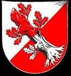 Das Wappen von Wahlstedt