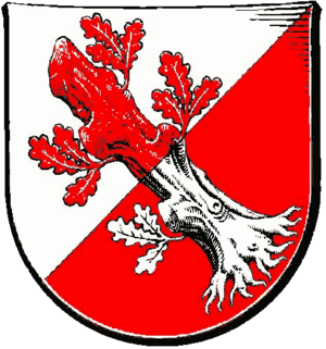 Wahlstedt - Image: Wahlstedt Wappen