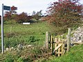 Walking a mine field - geograph.org.uk - 272405.jpg